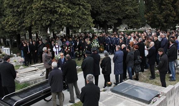 Posljednji ispraćaj Ante Dorića