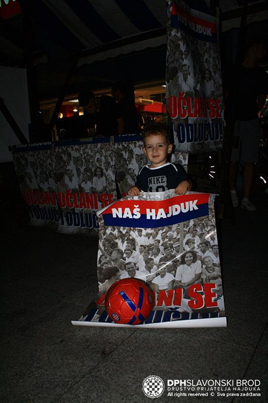 128 Brođana učlanjeno u Naš Hajduk